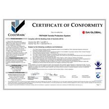 trithor-codemark-certificate